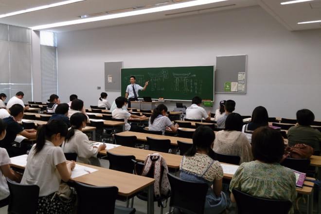 藤本准教授の模擬授業